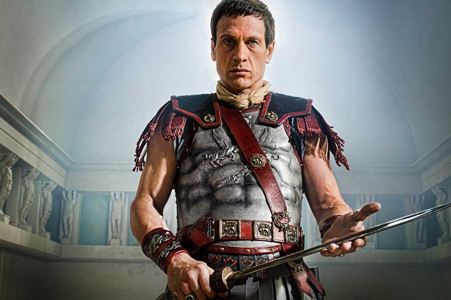 Reseña Spartacus War Of The Damned Nos Revela A Marcus Crassus