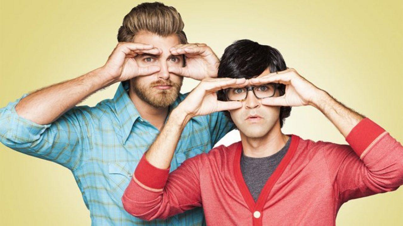 Famosos YouTubers Rhett & Link firman acuerdo con agencia publicitaria