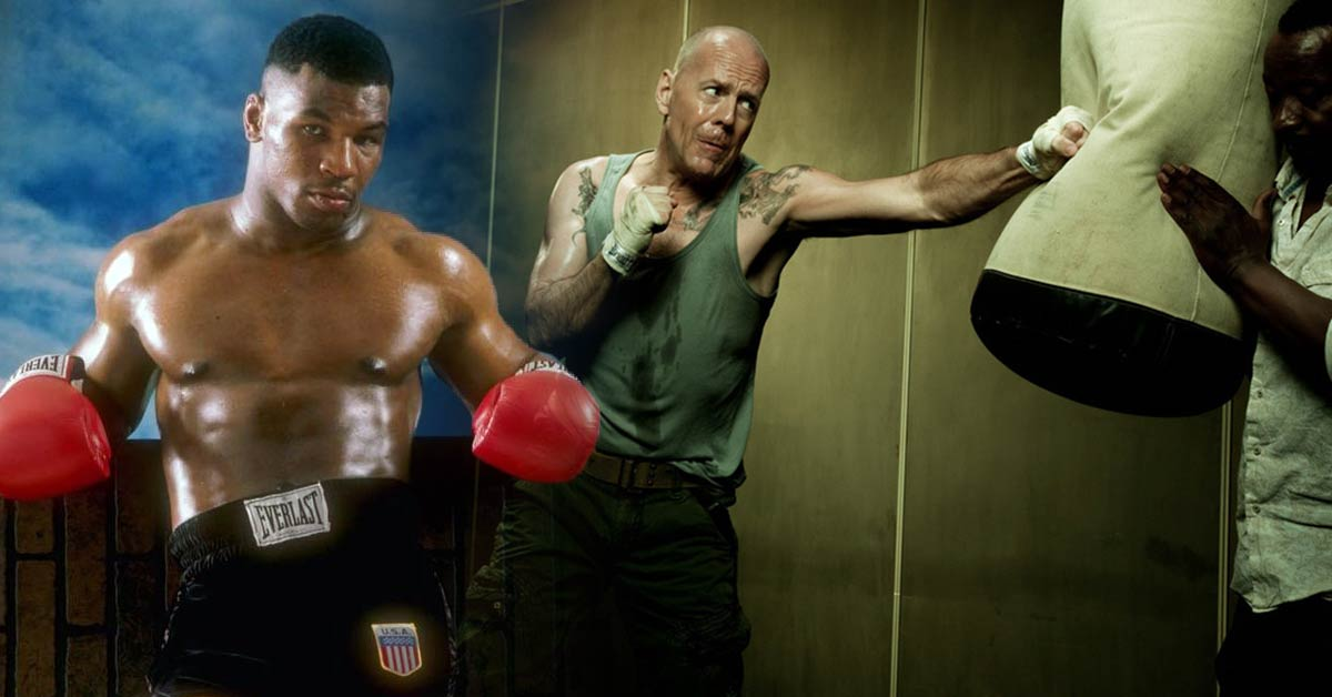 'Cornerman': Bruce Willis será el entrenador de Mike Tyson